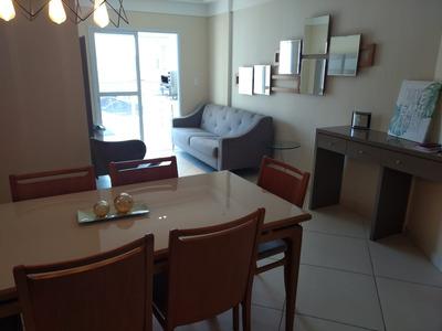 Apartamento Com 2 Dormitórios Sendo 1 Suíte Entrada R$136mil