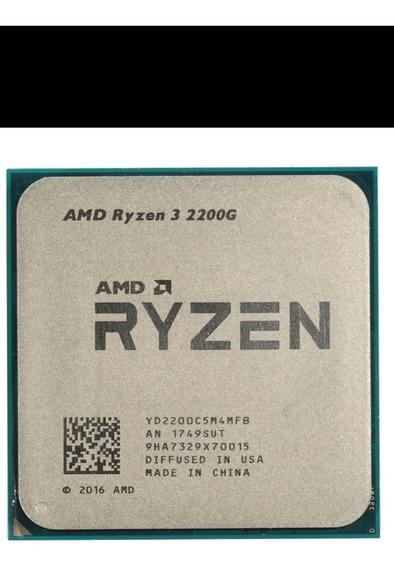 Ryzen 2200g + 4 Gb Ddr4 Corsair Vengeance