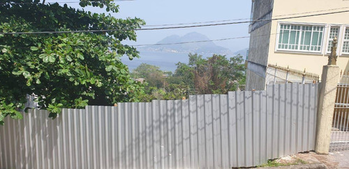 Imagem 1 de 4 de Terreno À Venda, 310 M² Por R$ 650.000,00 - São Francisco - Niterói/rj - Te4893