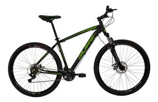 Bicicleta Aro 29 Hole Shimano 21v Freio A Disco Hidráulico
