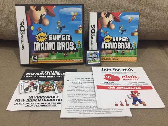 New Super Mário Bros. Ds - Nintendo Ds