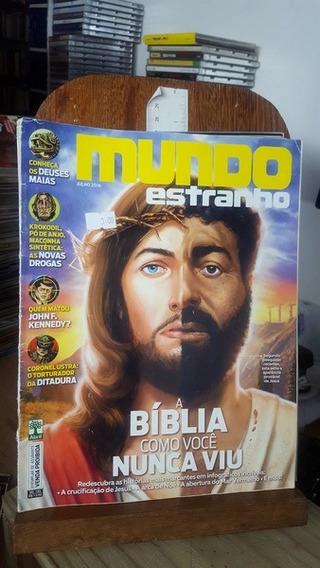 Revista Mundo Estranho 182 - A Bíblia Como Você Nunca Viu