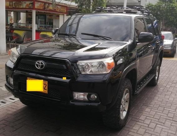 Toyota 4runner Sr5 Modelo 2012