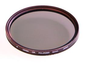 Filtro Para Lentes Tiffen Polarizador Circular Ø 82mm