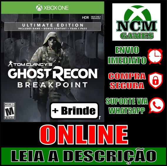 Tom Clancys G Recon Breakpoint Ultimate X1 Online + Brinde