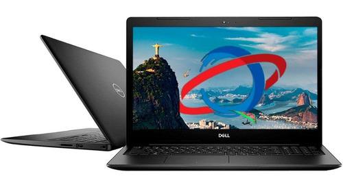 Imagem 1 de 1 de Notebook Dell I15-3501 - I3 1005g1, Ram 12gb, Ssd 256gb