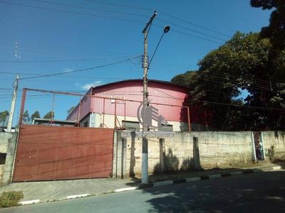 Galpão Industrial Para Locação, Jardim Jóia, Arujá - Ga0145. - Ga0145