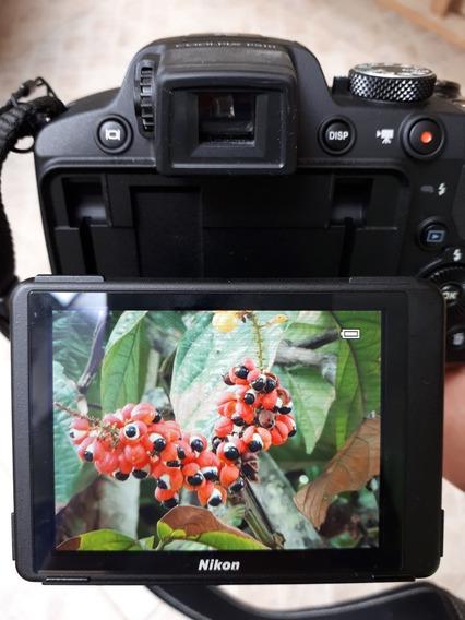 Nikon Coolpix Semi Profissional P510