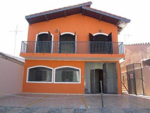 Casa Com 4 Dormitórios À Venda, 300 M² Por R$ 700.000,00 - Jardim Itapoan - Paulínia/sp - Ca1136