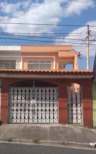 Imagem 1 de 6 de Casa Com 2 Dormitórios À Venda, 127 M² Por R$ 350.000,00 - Jardim Santo Alberto - Santo André/sp - Ca0910