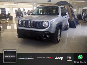Jeep Renegade Sport My18 ¡¡ Nueva Linea 0 Km 1.8 Manual !!