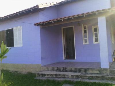 Casa Para Venda Em Araruama, Barbudo (parati), 1 Dormitório, 1 Banheiro, 20 Vagas - 110