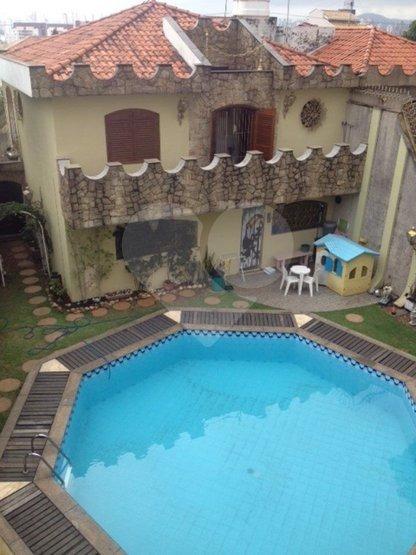 Sobrado Lindo Na Vila Paiva,excelente Arquitetura.!!! - 169-im168795