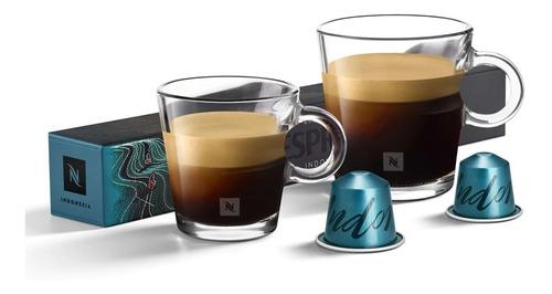 Cápsulas De Café Nespresso Indonesia - 10 Cápsulas
