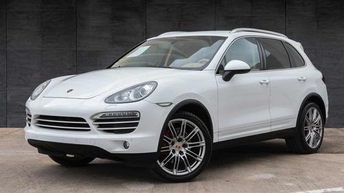 Imagen 1 de 10 de Porsche Cayenne 2014 3.6 Tiptronic