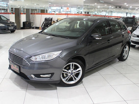 Focus Hatch 1.6 Se Cinza 2016 Xavier Multimarcas 2047