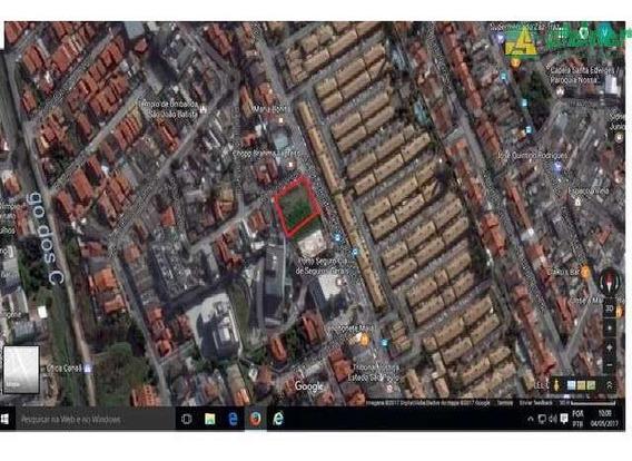 Venda Terreno Acima 1.000 M2 Até 5.000 M2 Parque Renato Maia Guarulhos R$ 6.000.000,00 - 30140v