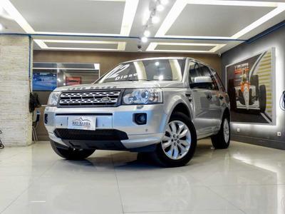 Land Rover Freelander 2 Se Sd4 2012 Blindado