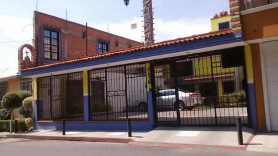 Hermosa Casa Jardines De Celaya Cochera 5 Autos, 3 Recamaras