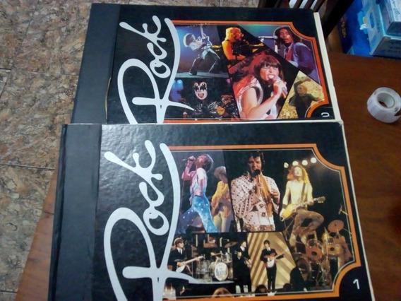 2 Livros Rock Música Do Século Vol. 1 E 2.