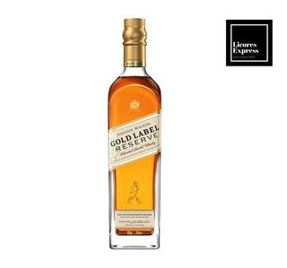Whisky Johnnie Walker Etiqueta Dorada
