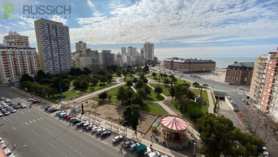 Venta Departamento 2 Ambientes En Plaza Colón, Mar Del Plata