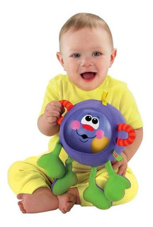 Juguete Para Bebes Inflable Fisher Price Sonidos Texturas