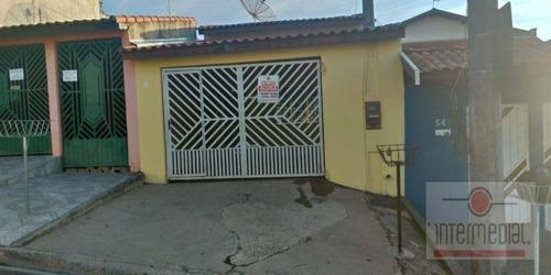 Imagem 1 de 13 de Casa Com 2 Dormitórios À Venda, 96 M² Por R$ 215.000,00 - Terras De Santa Cruz - Boituva/sp - Ca2305