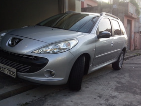 Peugeot 207 Sw 1.6 16v Xs Pack Flex Aut. 5p