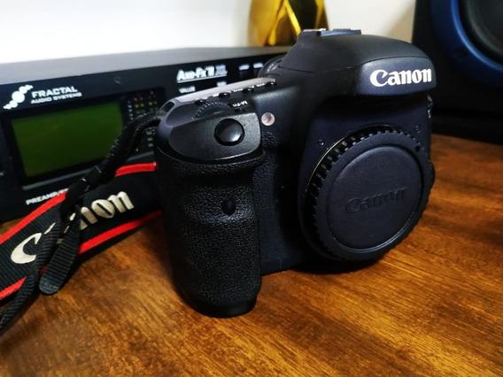Canon Eos 7d | Corpo | Revisada | Poucos Cliques (39000)