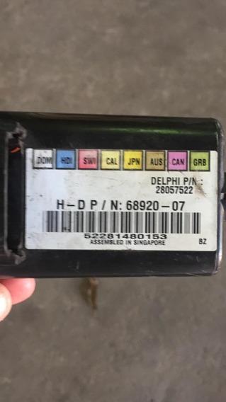 Harley Tsm Modulo Sensor De Pisca 68920-07