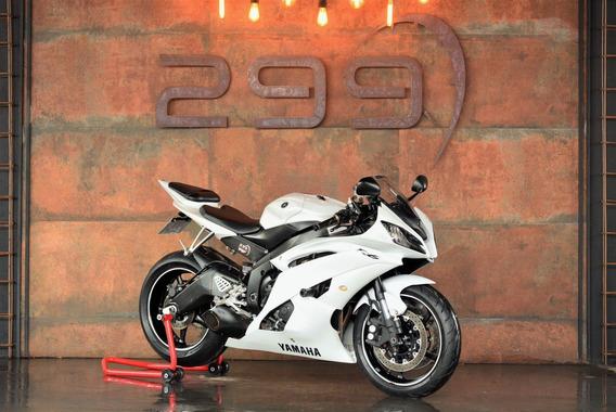 Yamaha Yzf R6 2010/2010 Com Apenas 17.072kms