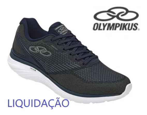 Tênis Olympikus Macio E Confortável Masculino Frete Grátis