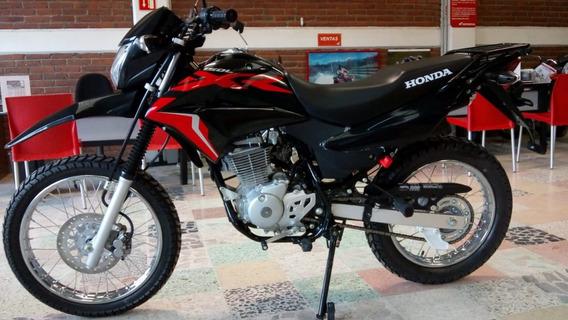 Honda Xr 150 Lekn Negro 2020
