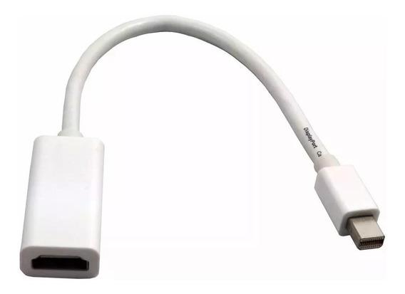 Adaptador Mac Air Cabo Vídeo Thunderbolt X Hdmi, Macbook Pro