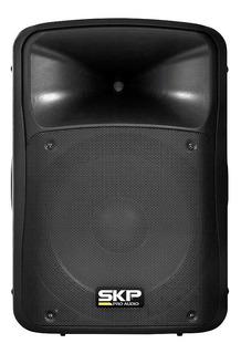 Bafle 12 PuLG Amplificado Skp Sk 4p Bk Bluetooth Usb Radio
