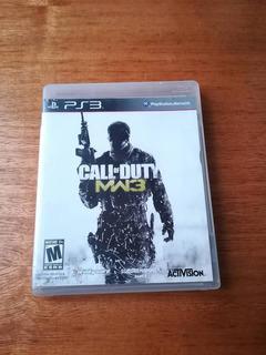 Call Of Duty Mw3 Ps3 Original