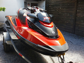 Moto De Agua Sea Doo Rxt X 300 Hp