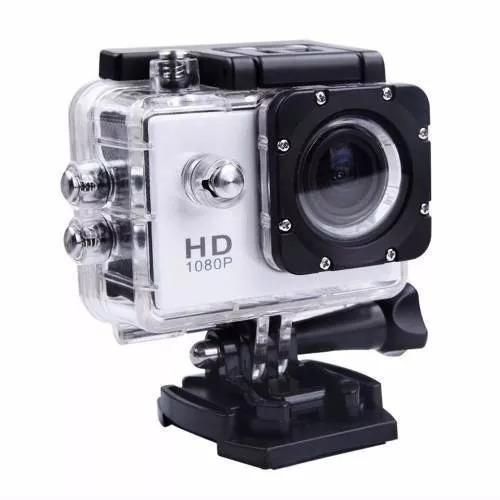 02 Câmeras Filmadora Sports Hd 1080-moto-bike-prova D
