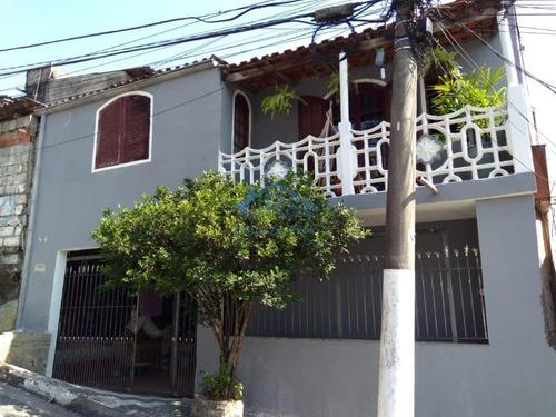 Sobrado Com 3 Dormitórios À Venda Por R$ 380.000,00 - Santo Antônio - Osasco/sp - So1912