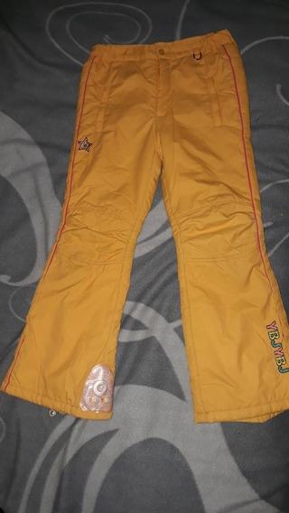 Pantalón Impermeable Talle 10