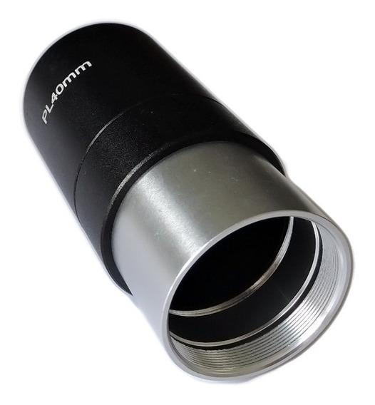 01 Ocular Telescópio Super Plossl Pl 40mm 1b ( Lente 32mm )