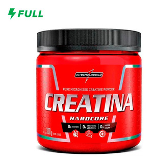 Creatina Hardcore - 300g - Integral Medica