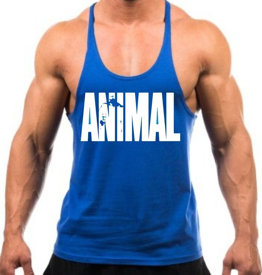 Regata Cavada Animal Pack Academia Fitness Masculina