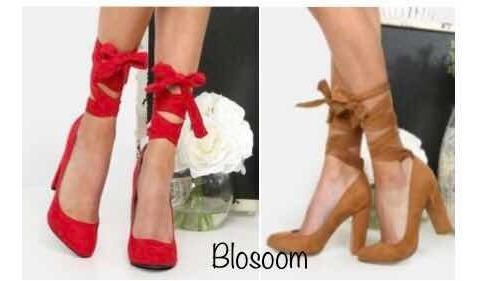 Zapatos De Tacón Importados