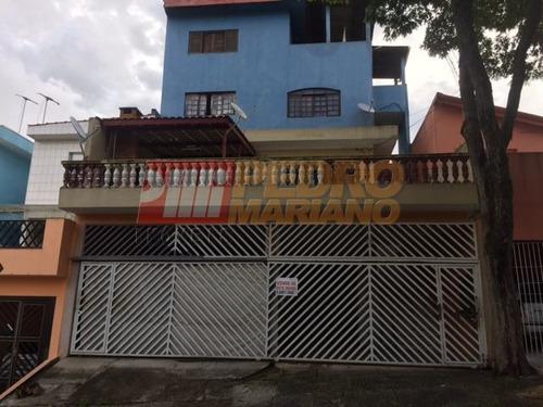 Predio Comercial Venda Bairro Vila Lia Em Diadema - V-27005