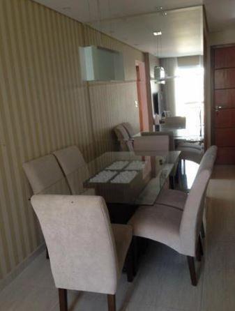 Apartamento Para Alugar, 57 M² Por R$ 2.000,00/mês - Vila Santos - São Paulo/sp - Ap5584
