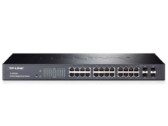 Tl-sg2216 Switch Gigabit 16p +2 Sfp 20