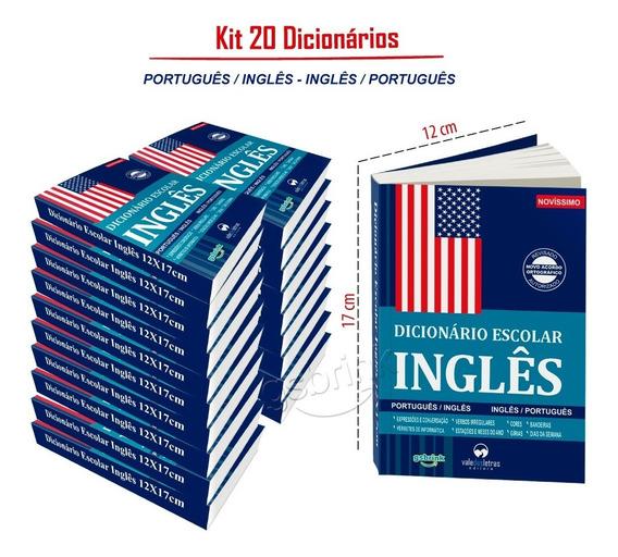 20 Dicionario Escolar Inglês Português (atualizados)