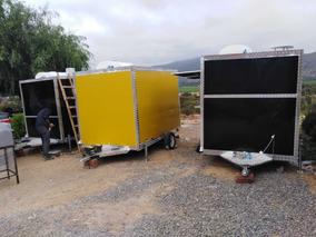 Food Truck 4x2 Equipado